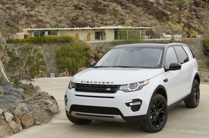 Discovery Sport Launch Edition Palm Springs Modernism Week 2015