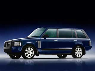 Range Rover Vogue Security