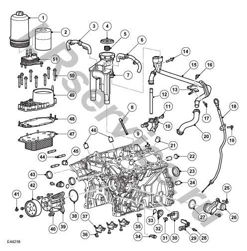 Engine TD6