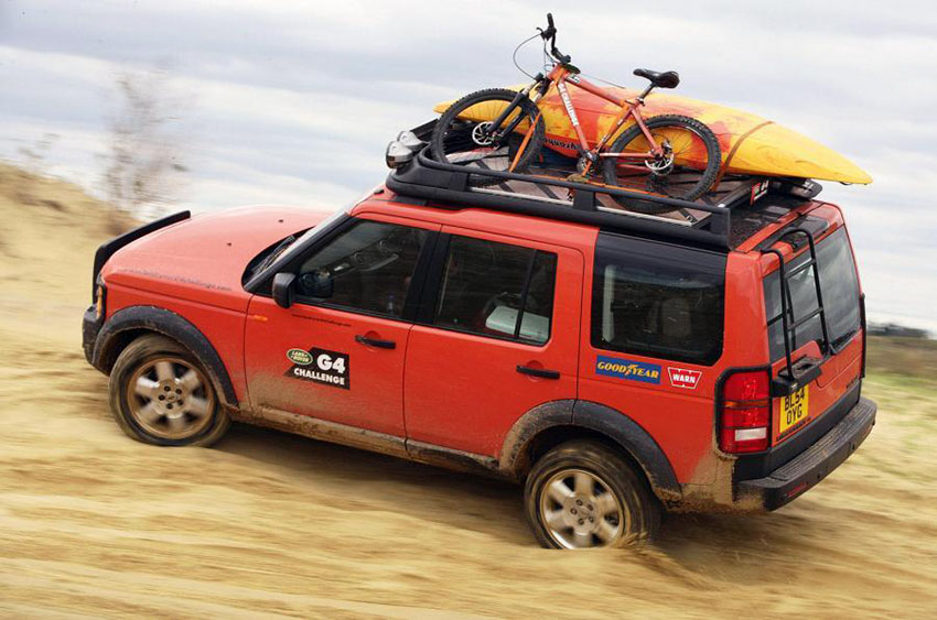 Форум Land Rover Discovery 3